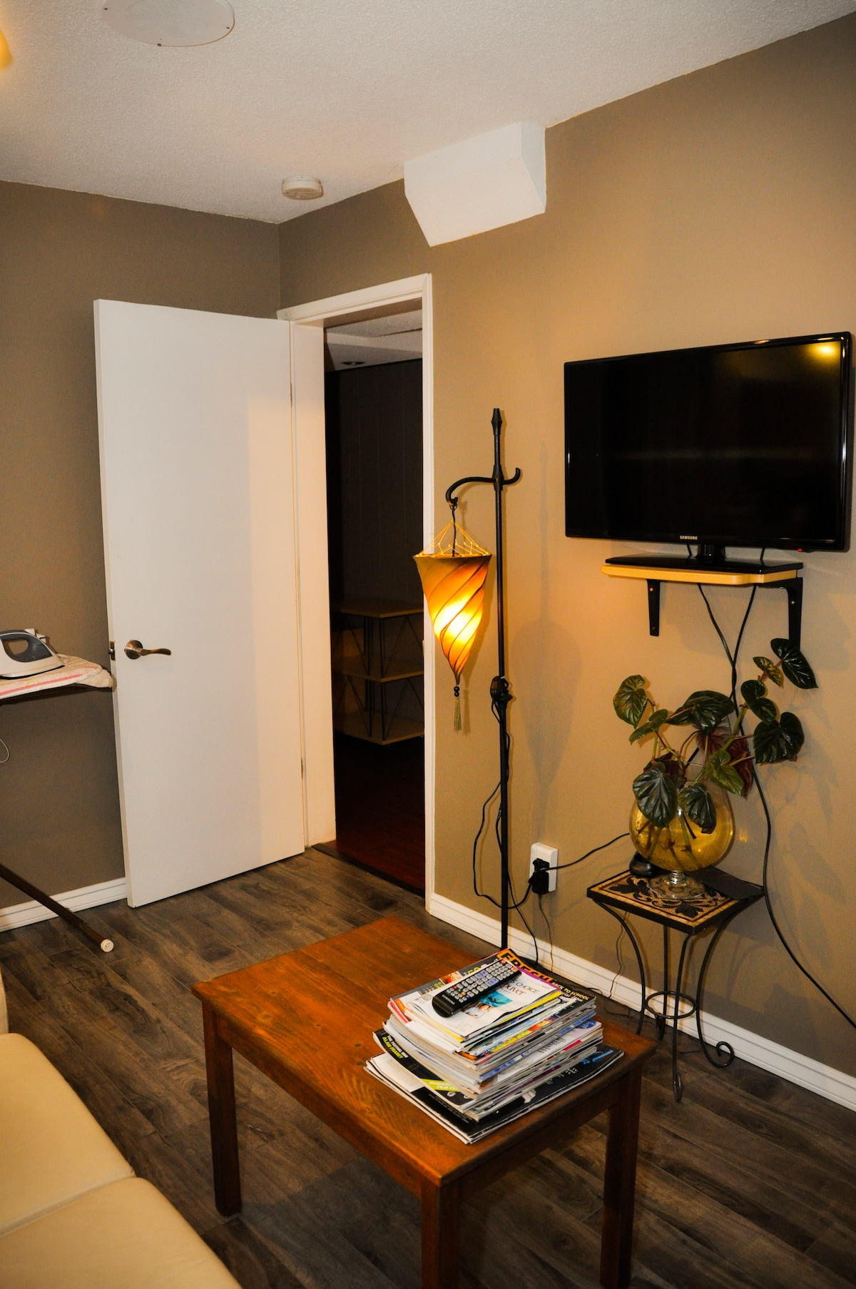Living room - 17th Ave