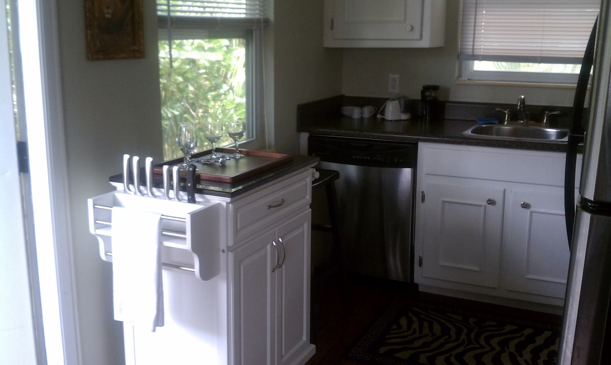 great kitchen space with all the amenities you'll ever need