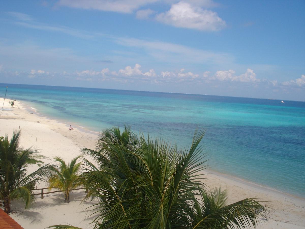 best Beach - just a few steps -