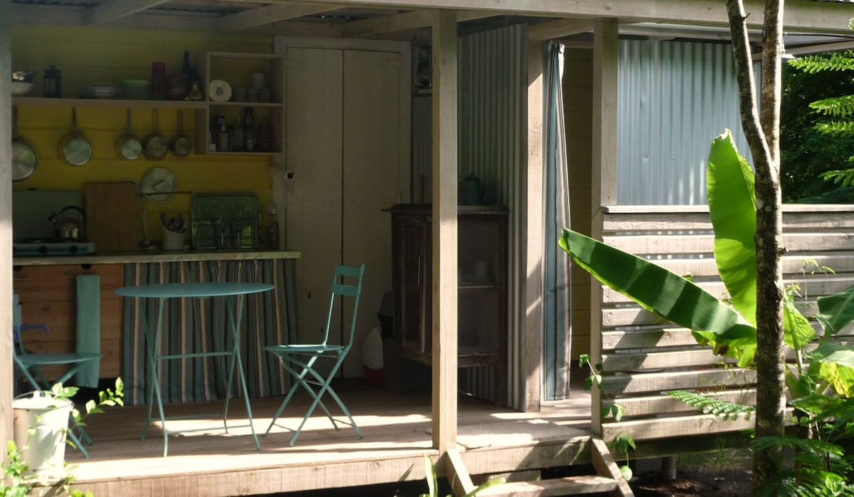Eco Cottage in Caribbean Woodlands