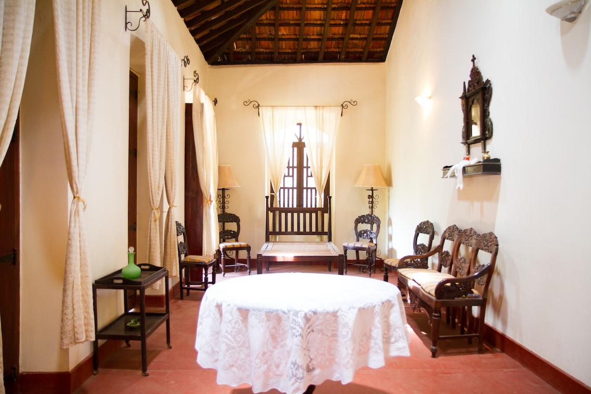 Casa dos Silveiras, Divar, Goa