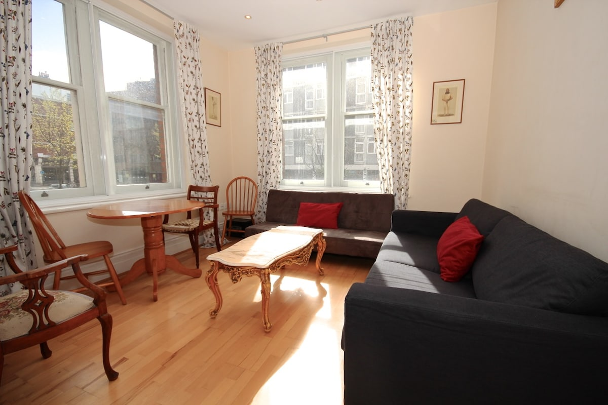 Lovely 2BR Notting Hill Gate AA01