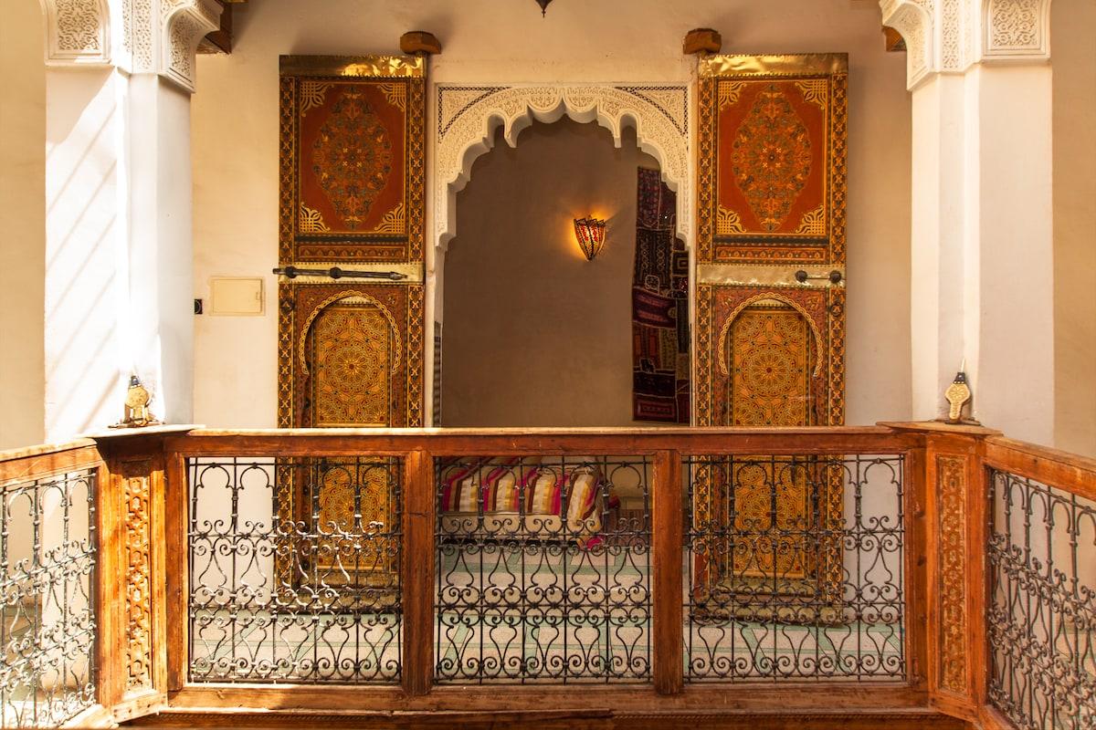 The White Room, Dar Rbab, Fes
