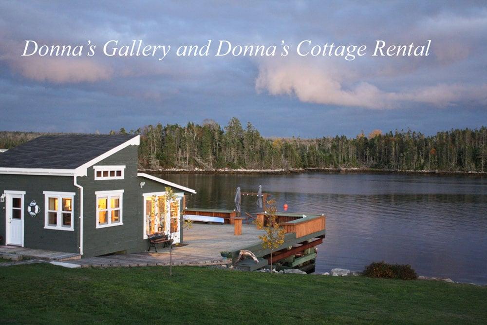 Donna's Cottage Rental on the Ocean