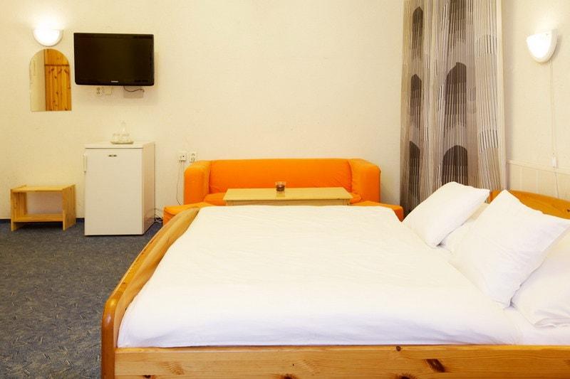 Cozy room in penzion Liberec for 4
