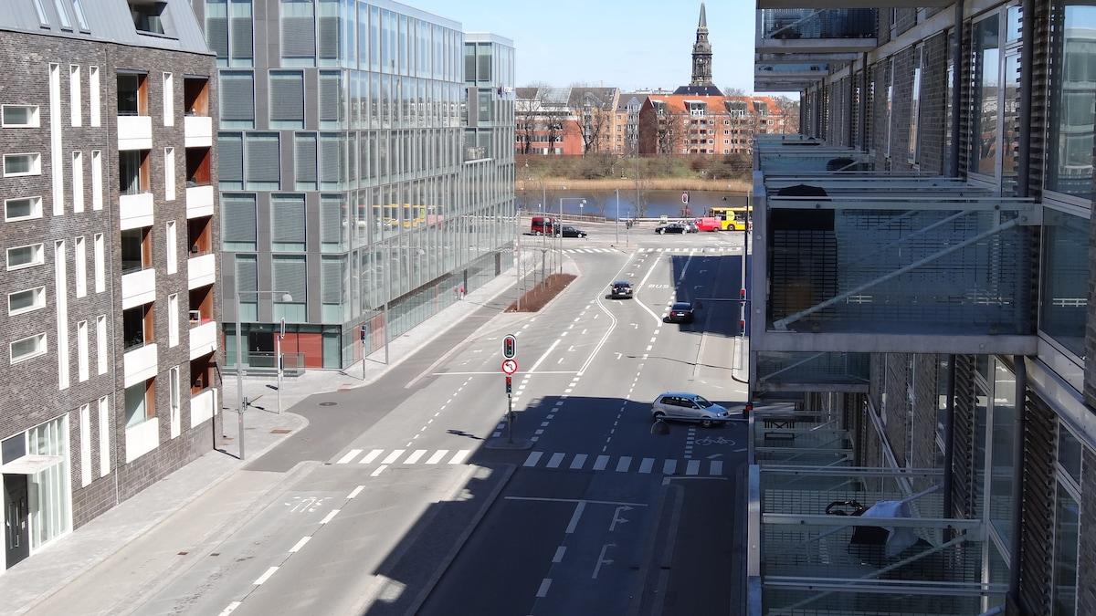 Modern Apartment in Copenhage City