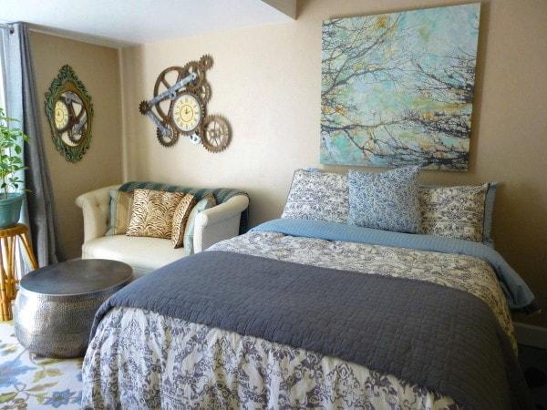Casita Sonoma Bed & Sitting Area