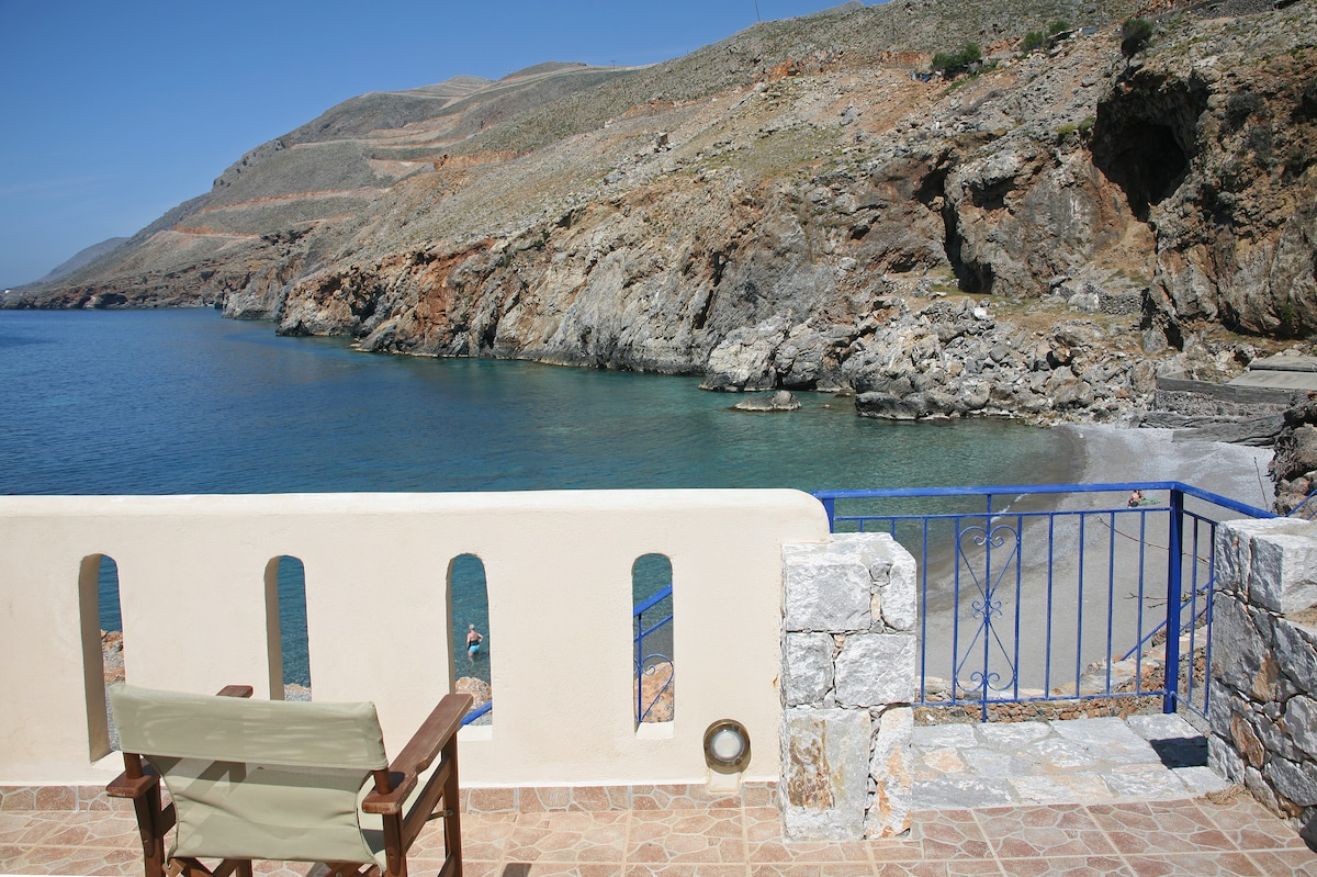 Self Catering Suite 1 in Sfakia