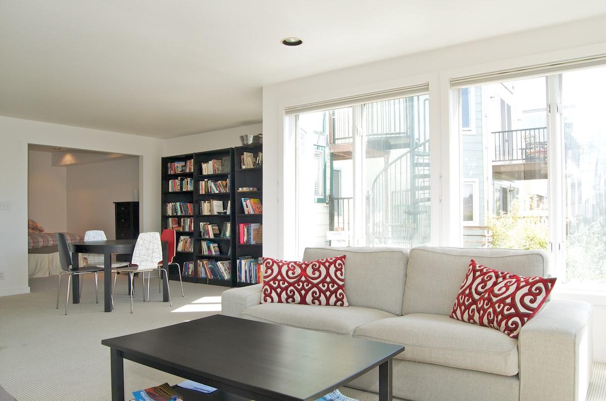 Private Floor in Potrero Hill Home