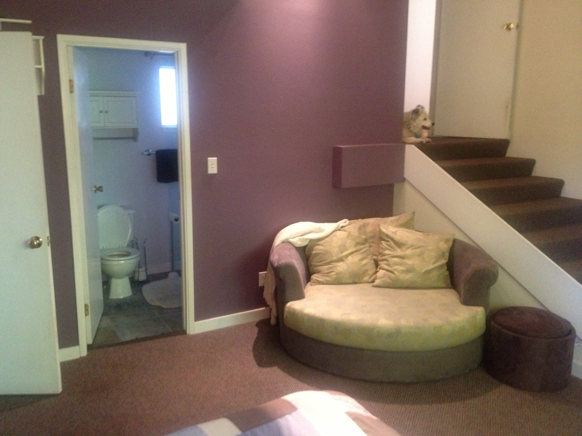 Comfy Lounge Chair