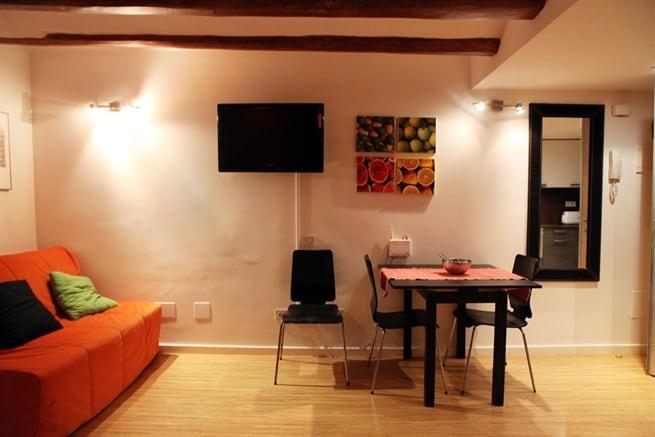 Deluxe Boqueria Studio Las Ramblas
