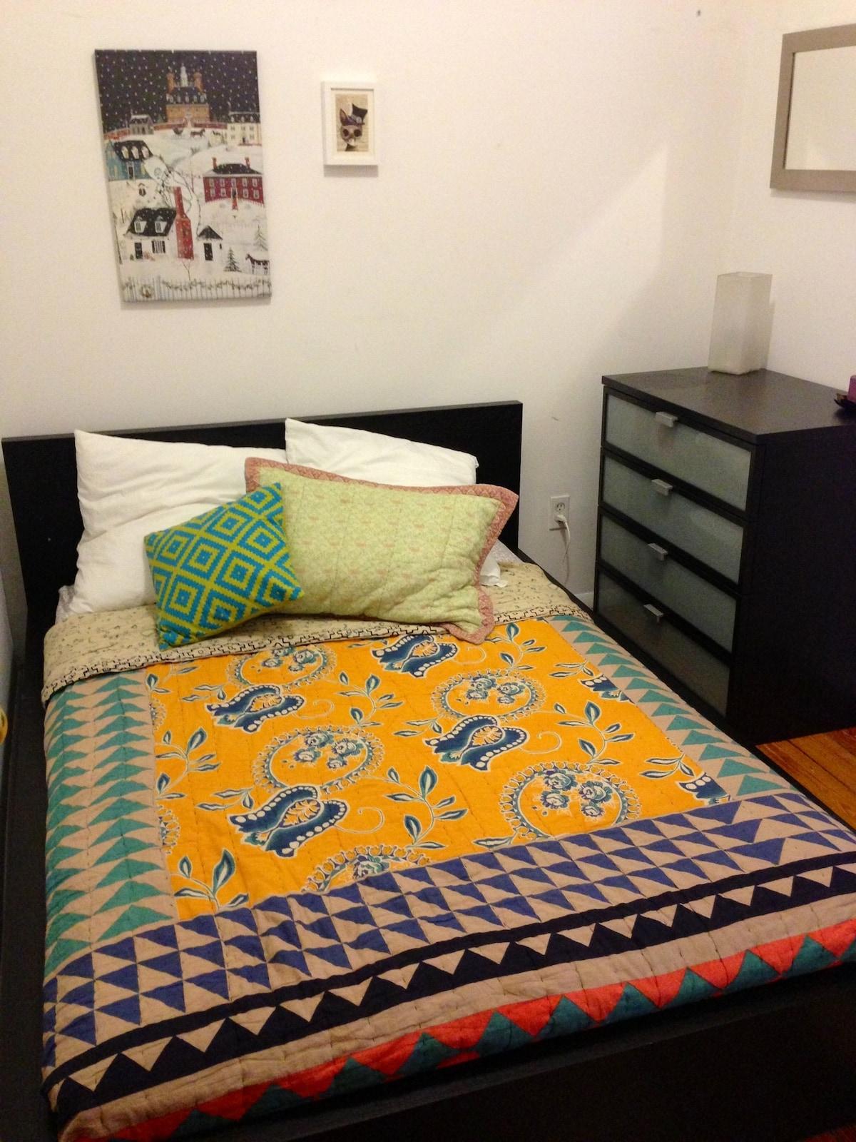 Private Room in 2 Bedroom UWS Apt