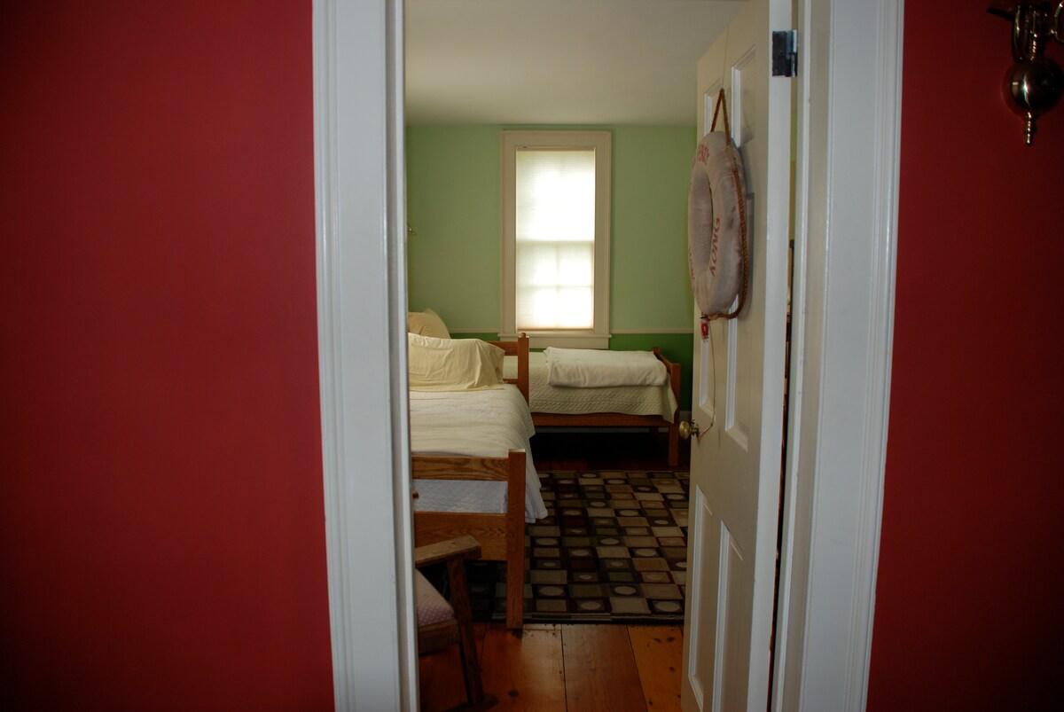 Room in Hudson Valley Farmhouse