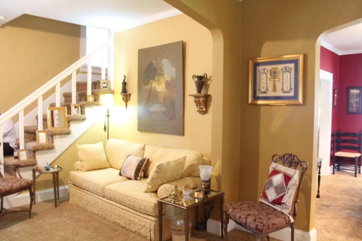 Comfy Home Cozy Room