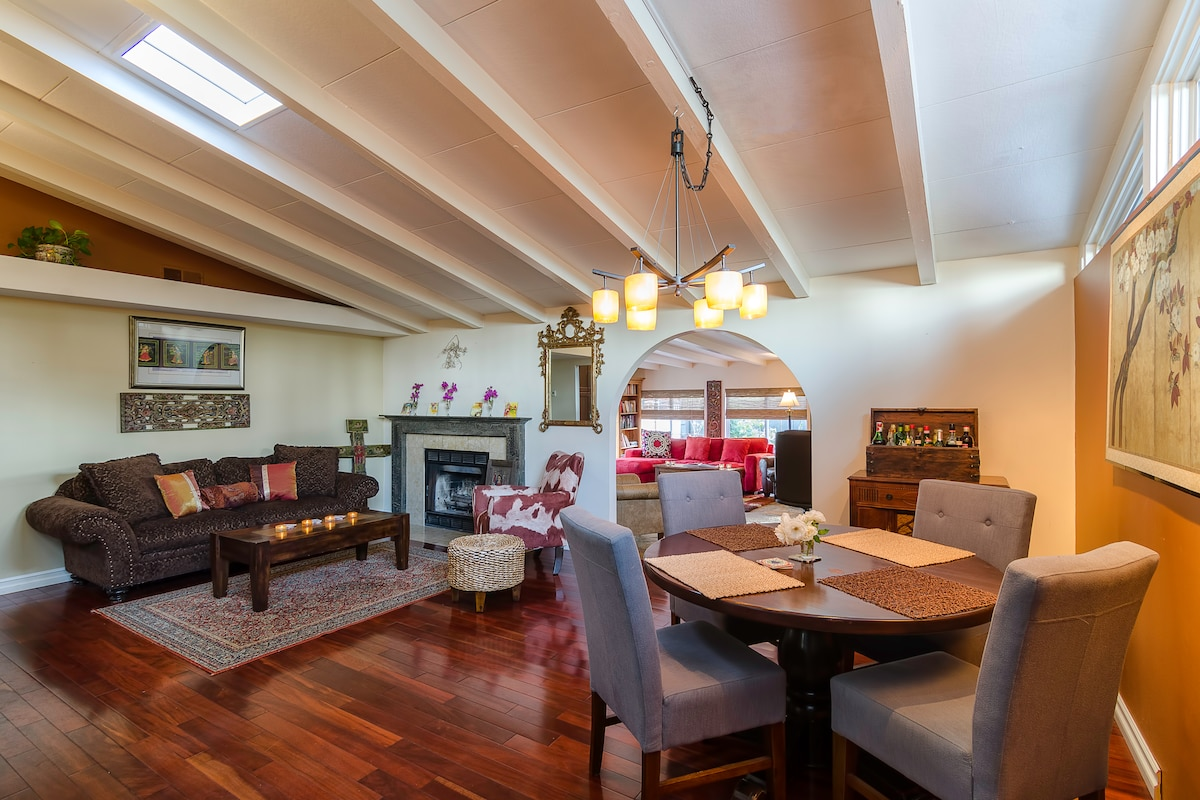 Designer Home - Elegant & Eclectic