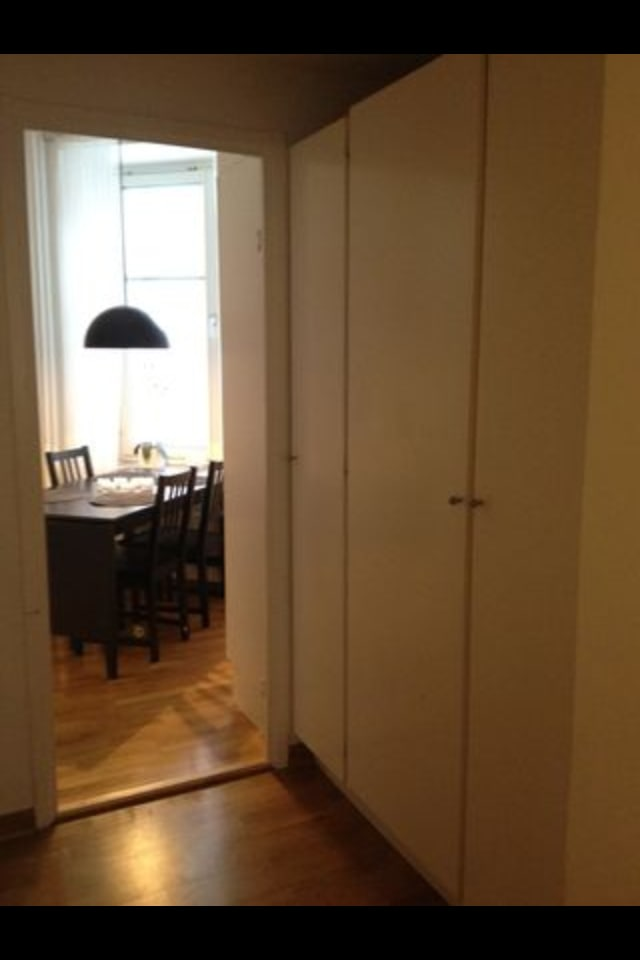Apartment for rent in central Malmö