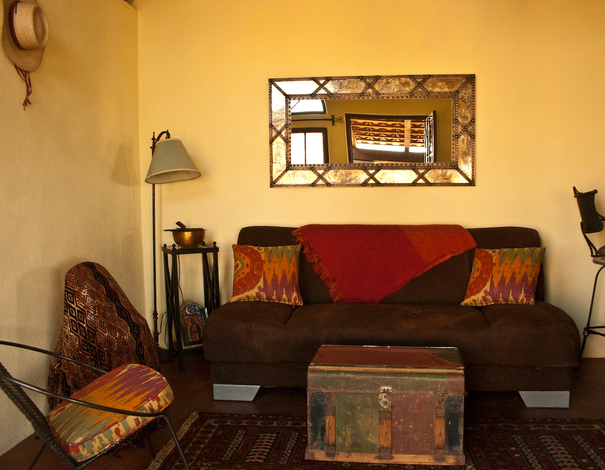 Sala Living Room - Futon for Extra Guest