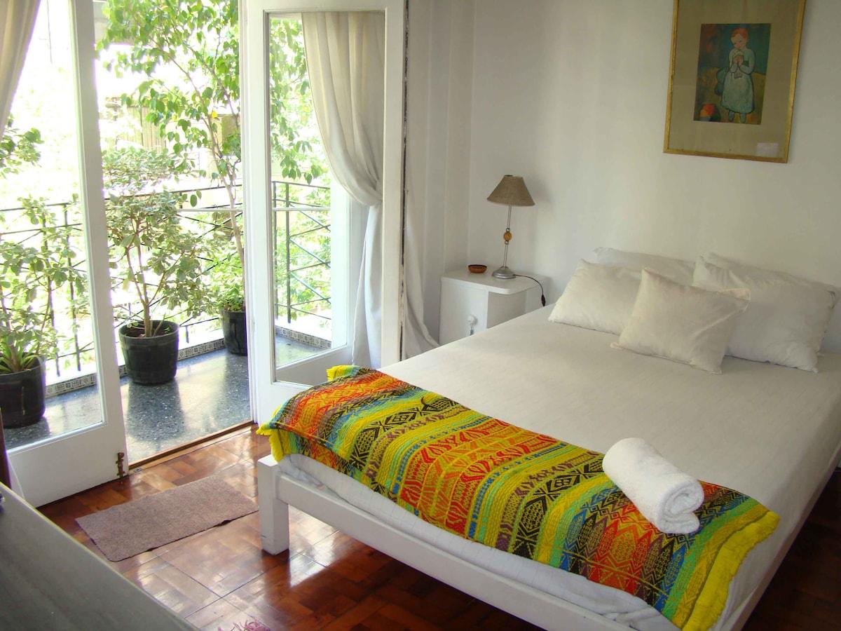Recoleta full equipped Apartment