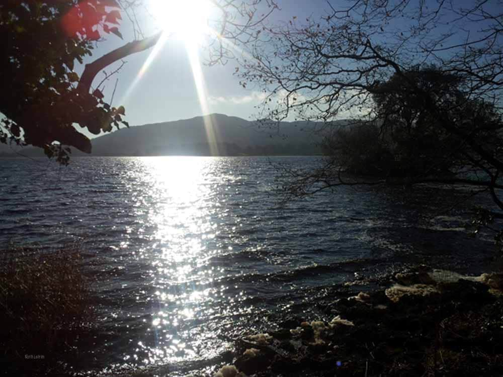 Lough Gill in the evening
