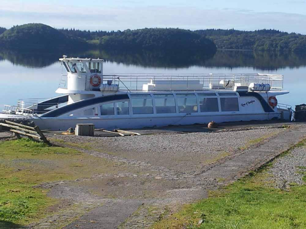 Boat Tour of Lough Gill