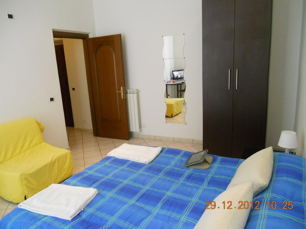 Room , Termini Station  Rome Center