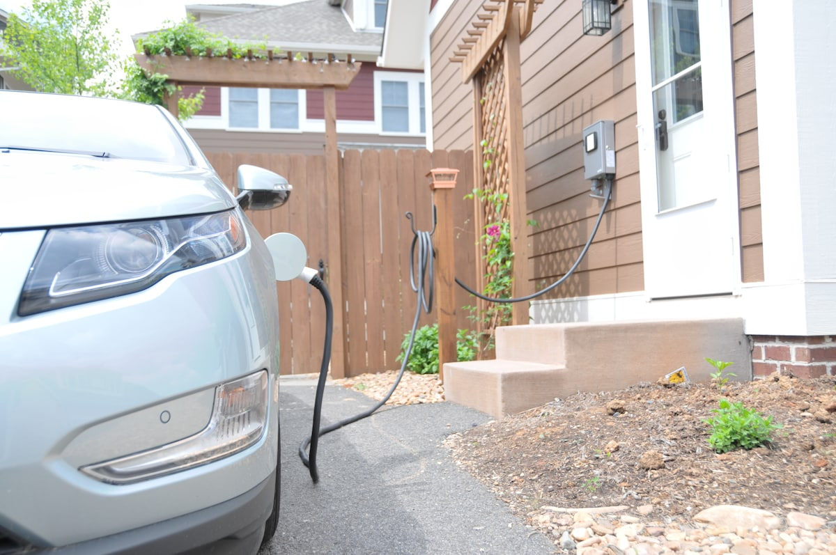 The only Airbnb lodging in Charlottesville offering EV guests dedicated charging.