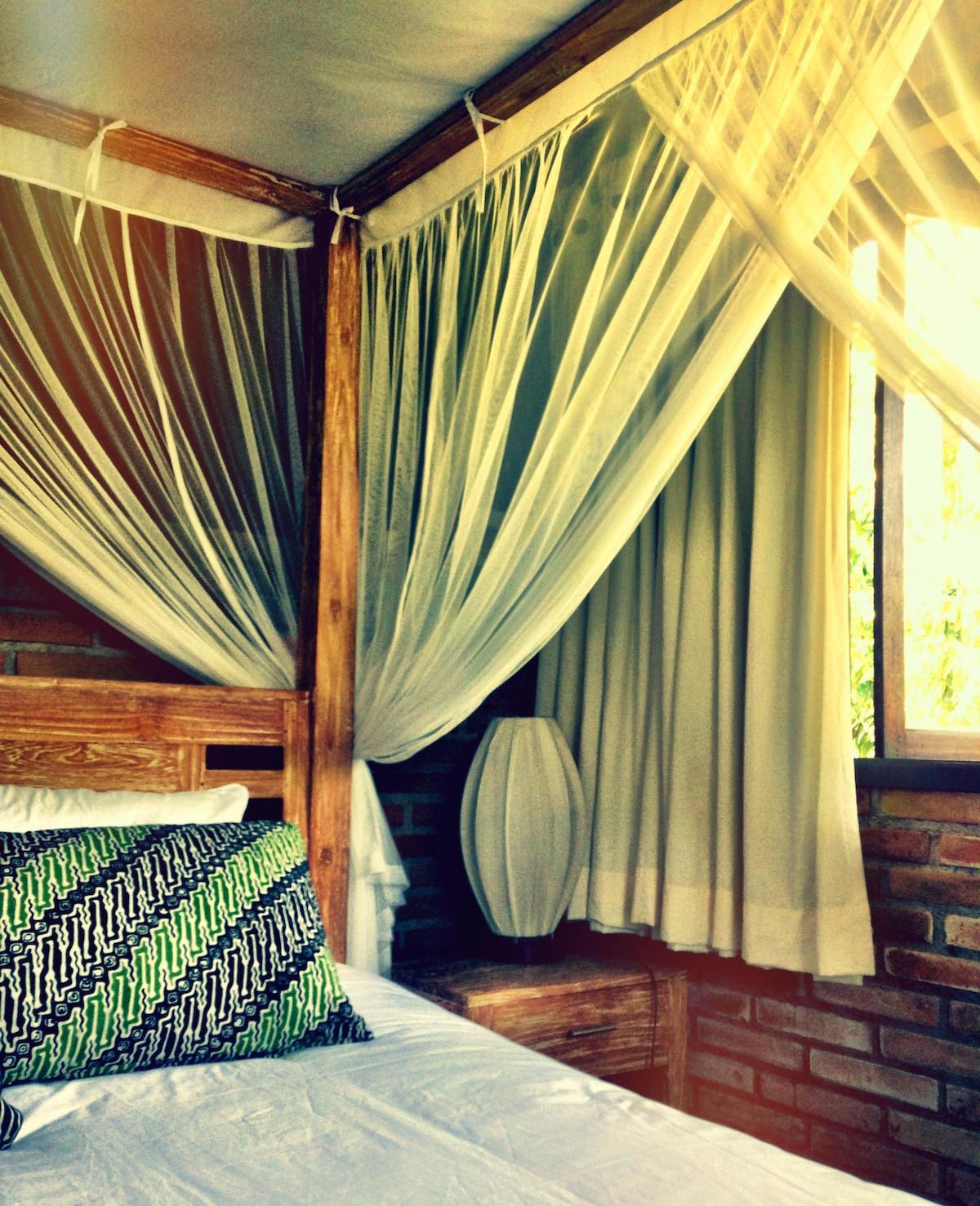 Balinese Villa BaBiBu - Bricks Room