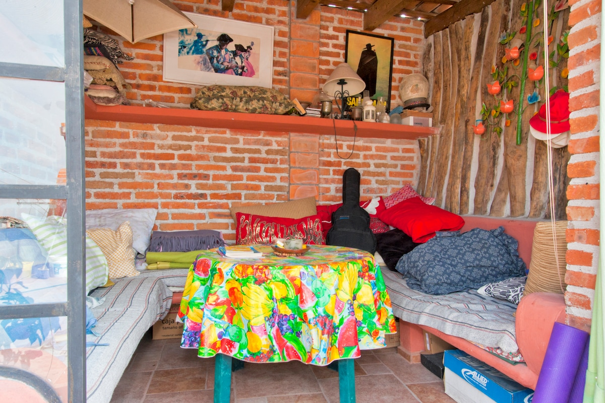 Casa Alegria: Parroquia Bedroom