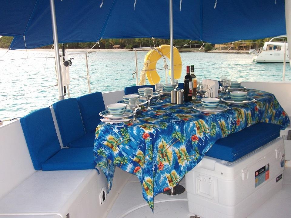 Sailing Catamaran Imagination
