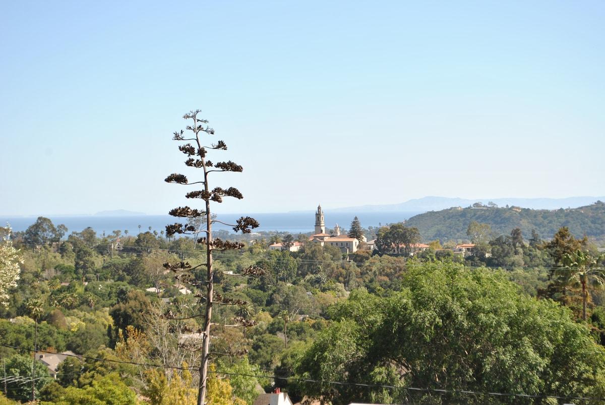Romantic Views of Santa Barbara