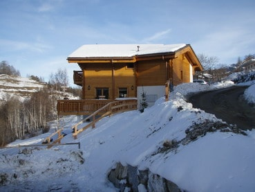 Chalet for 10 persons in Nendaz!
