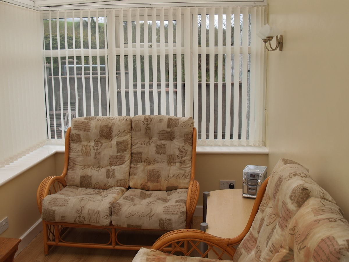 Entire 3 bed house, North Wales