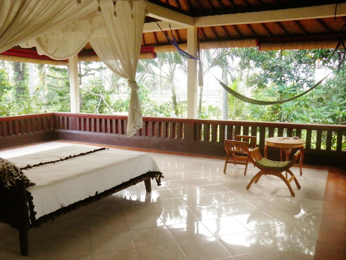 8p Villa for Short/Long rent, Ubud