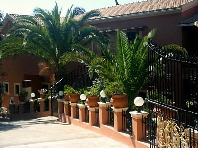 holiday on corfu2 bedroom apart '1'