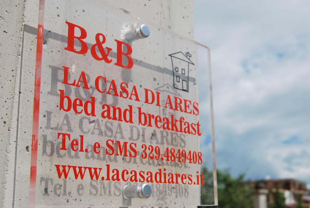 ARES'S HOUSE bed and breakfast