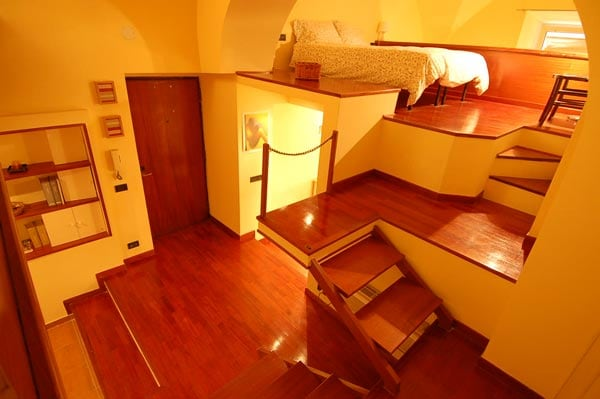 CASAFOSCOLO charming loft Colosseum