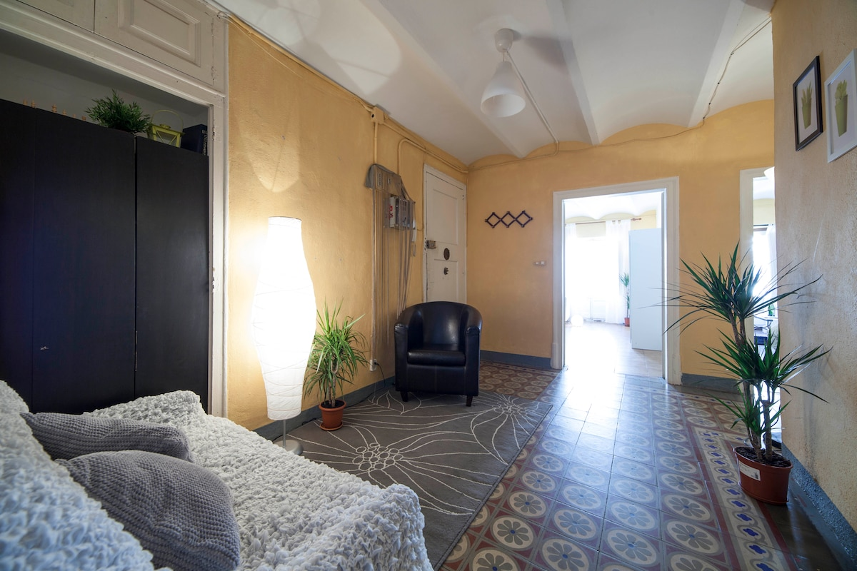 RAMBLAS! Interior double room B&B