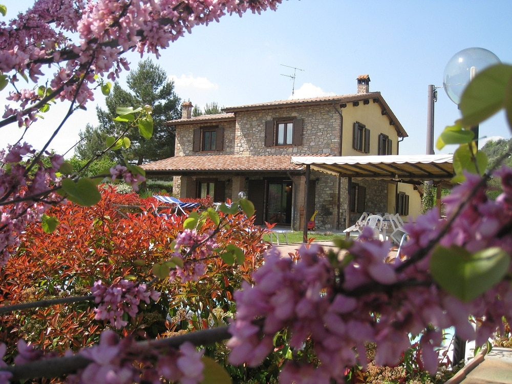 villa near to Marsciano