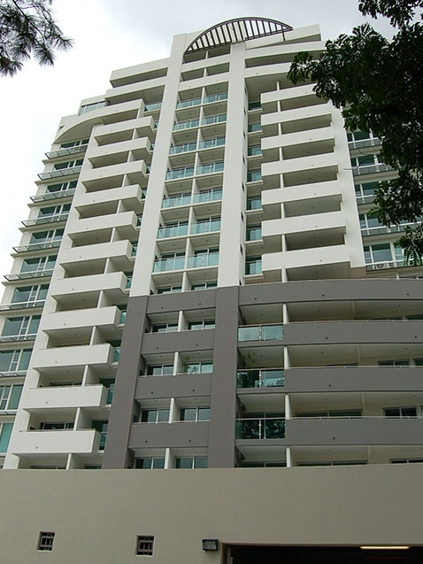 Brand new building with great amenities.