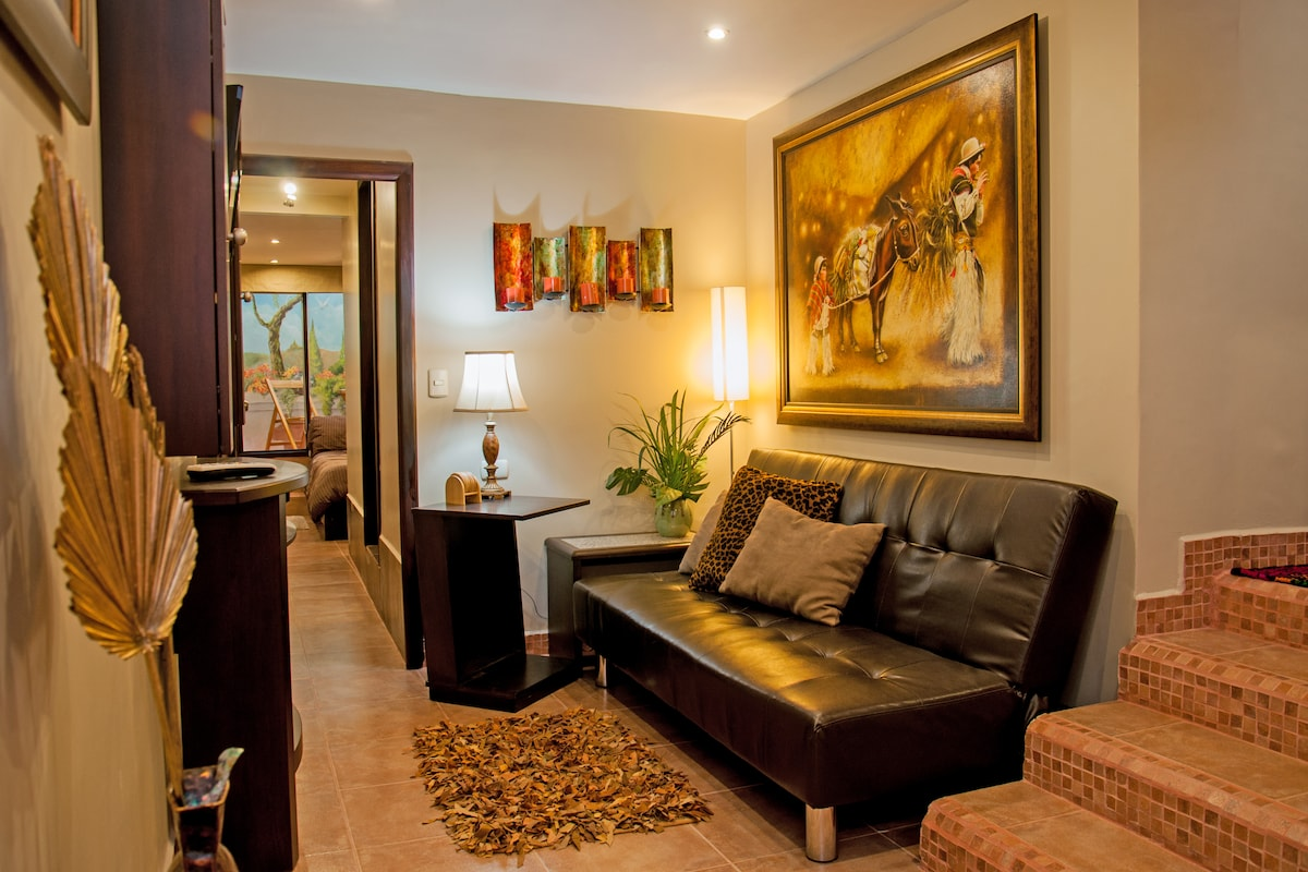 Premium location in historic Cuenca