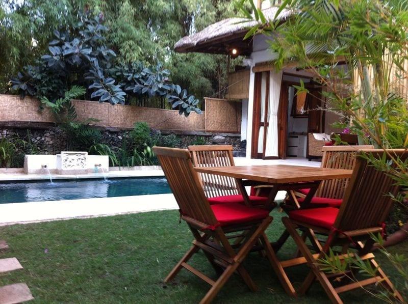 Charming Balinese Pool Villa