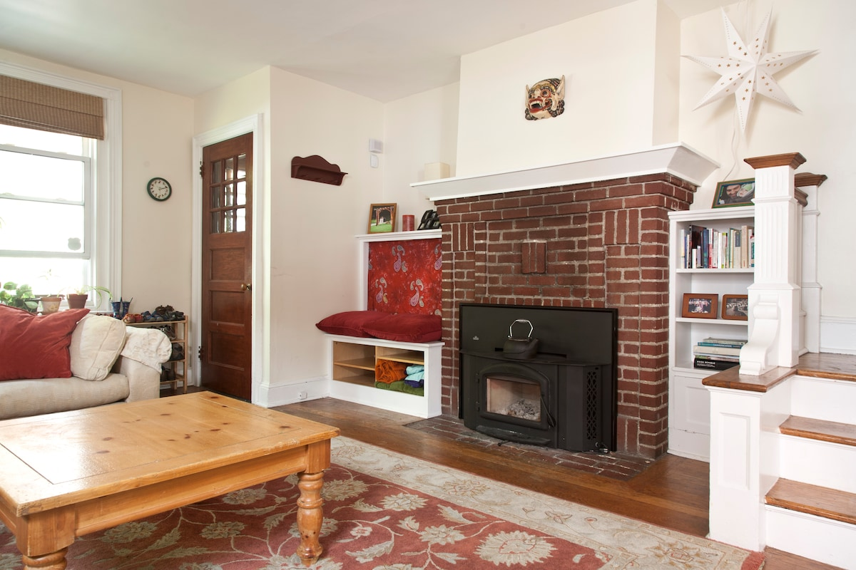 Family Friendly Mt Airy Home Redone