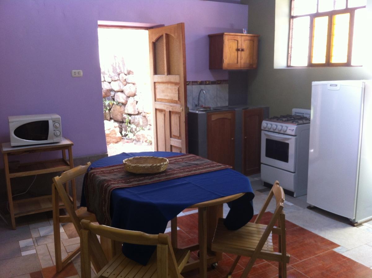 Casa Vieja Kitchen