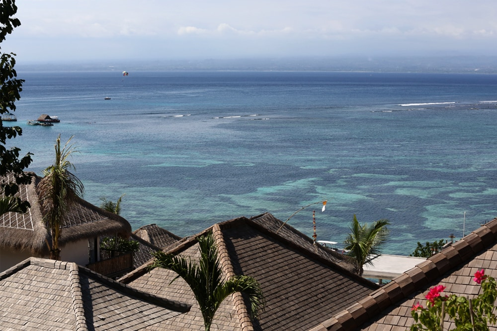 Lembongan Island Honeymoon Villa
