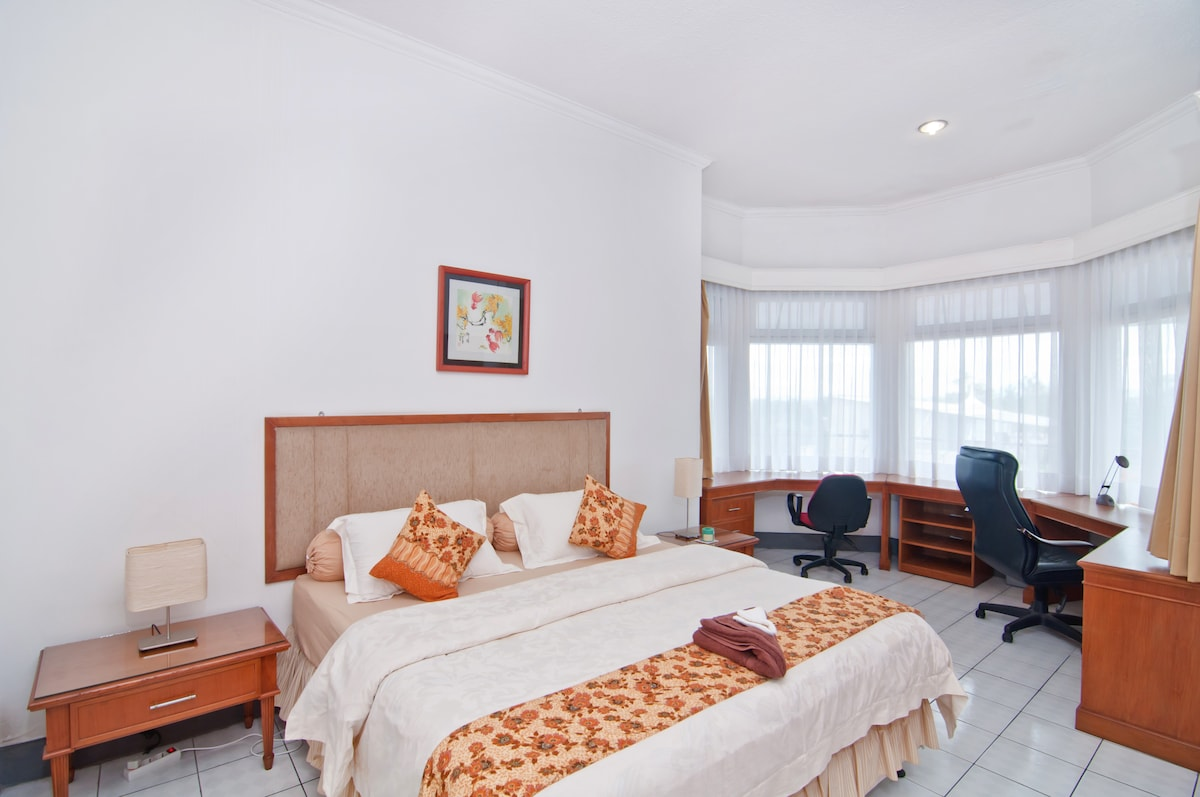 Come stay with us in North Bandung1