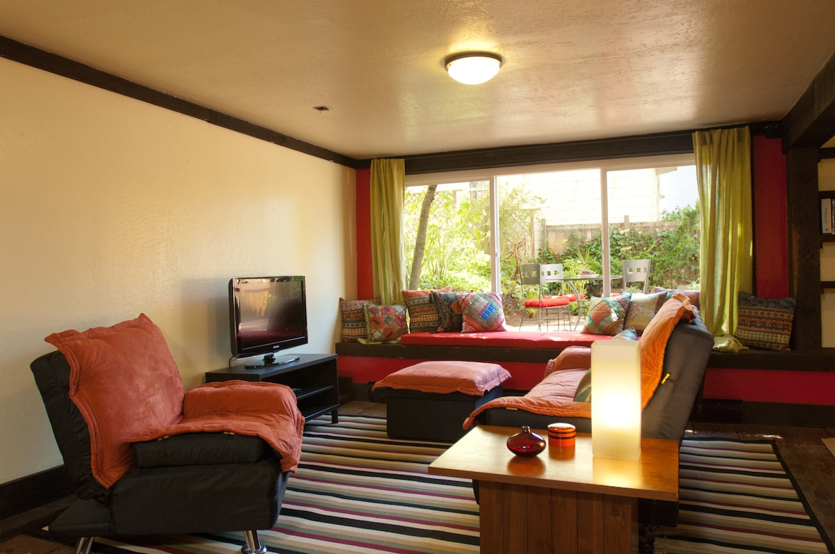 Private in the Heart of the Haight