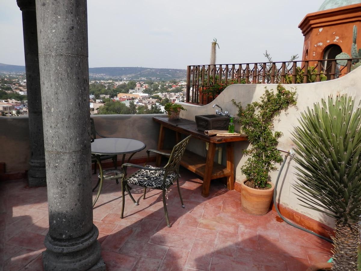 Casa Adriana at La Fortuna