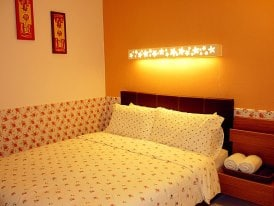 The third room which come with sweet feeling