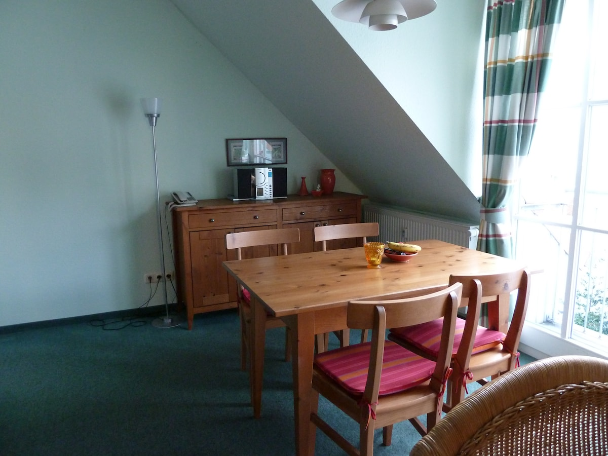 Appartment directly in Kühlungsborn