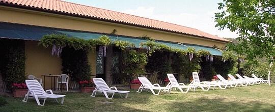 Farmhouse between Tuscany & Umbria